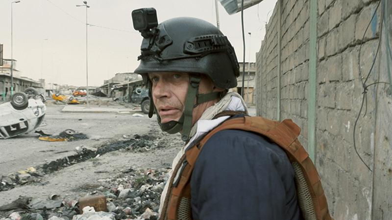 戦場カメラマン ヤン・グラルップの記録/Photographer of War