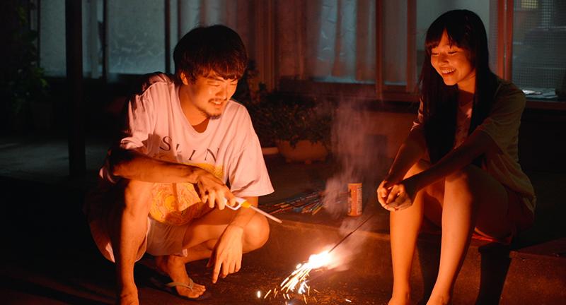 リッちゃん、健ちゃんの夏。/Ritsuko & Ken-chan